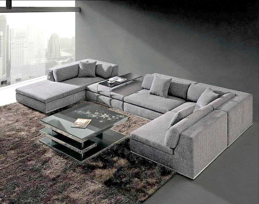 Italienische couchgarnitur atlantis for Italienische couchgarnituren