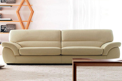 Ledersofa design Cinema