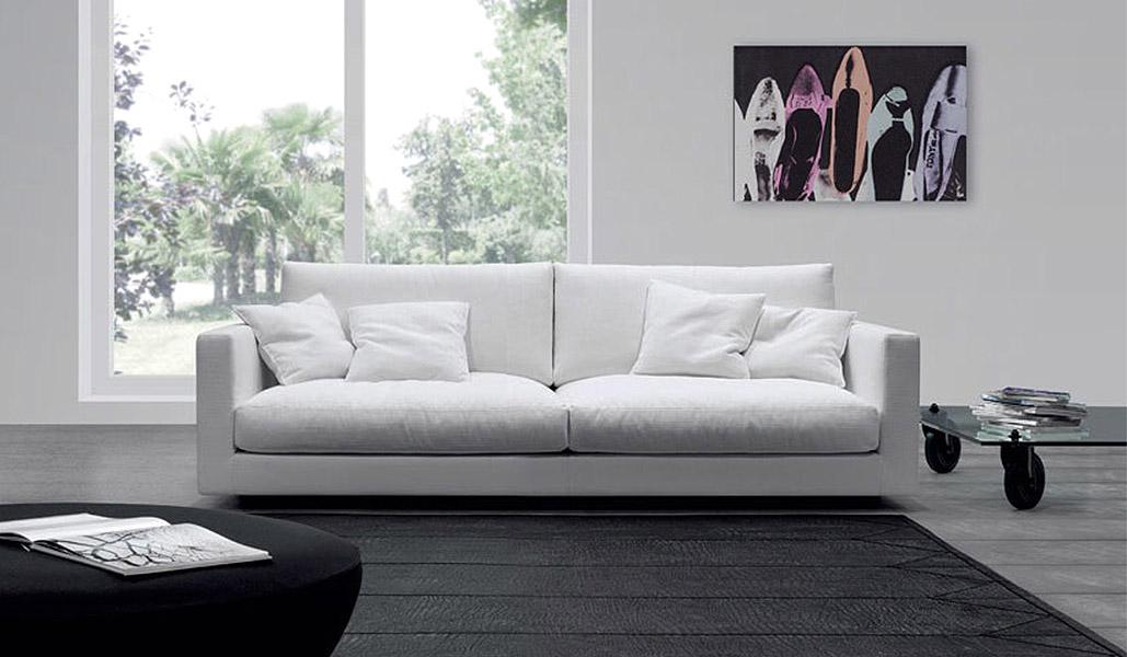 Italienisch couchgarnitur domenica for Sofa italienisch