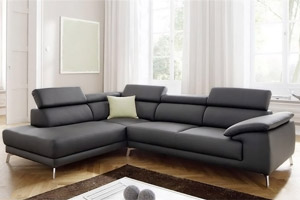 Leder Sofa Family