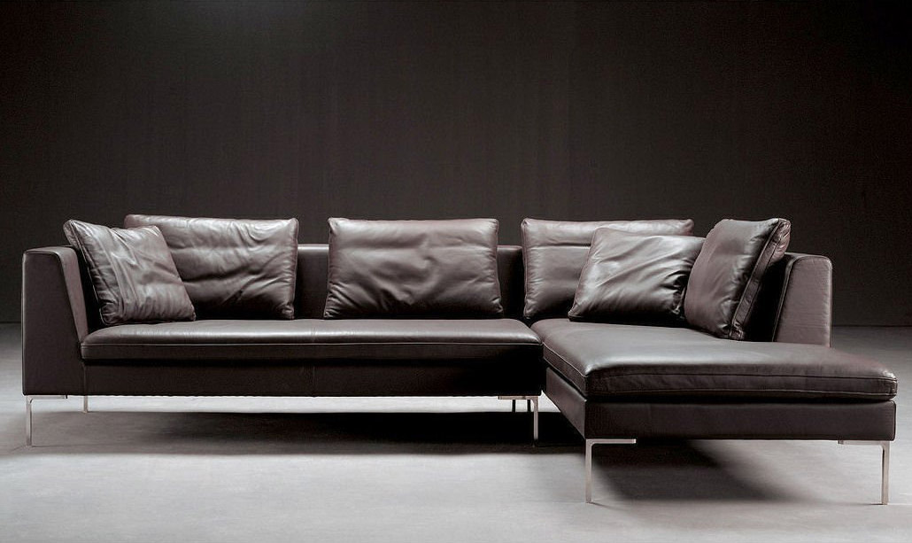 italienische ledersofa design fantasy. Black Bedroom Furniture Sets. Home Design Ideas