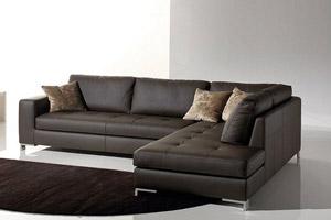 Divani in pelle moderni elegante divani in pelle moderni divani in