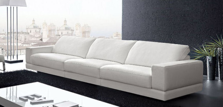 italienische sofa aus leder taxi. Black Bedroom Furniture Sets. Home Design Ideas