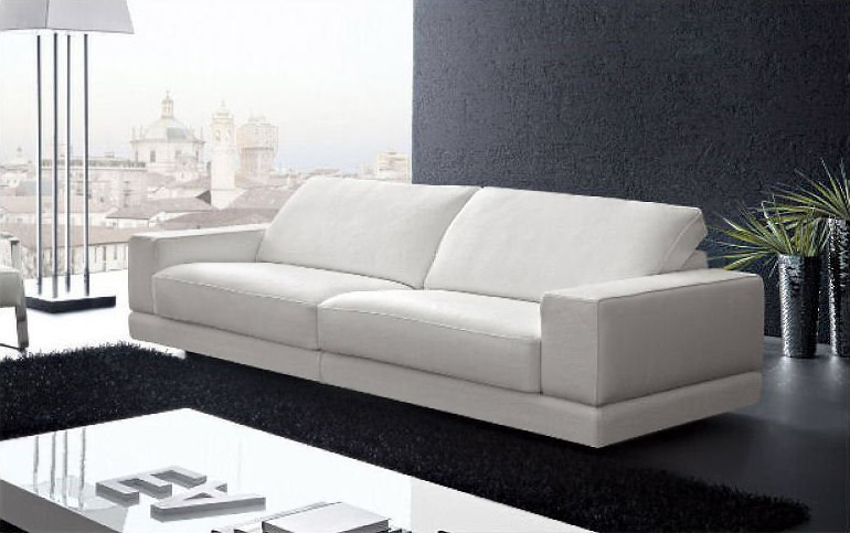 italienische sofa aus leder taxi. Black Bedroom Furniture Sets. Home Design Ideas