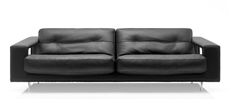 divano dreisitziges sofa voyager. Black Bedroom Furniture Sets. Home Design Ideas