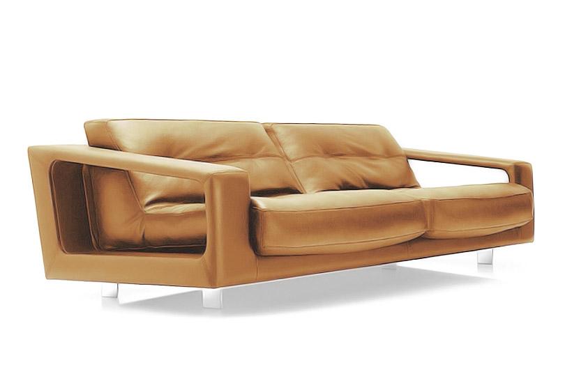 Couchgarnituren und sofas im angebot - Canape cuir bleu ciel ...